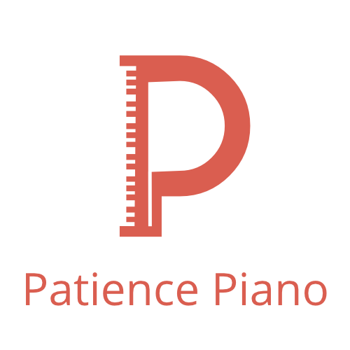 Patience Piano Logo
